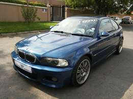 2002 Bmw M3 SMG in good condition