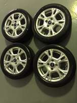 Ford Fiesta rims for sale