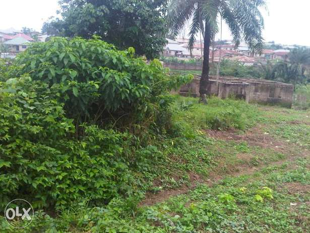 A plot at Adebomi, Ayegun Oleyo RD, Oluyole Extension Oluyole - image 1