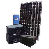 1000W Solar System Installation For Home And Office