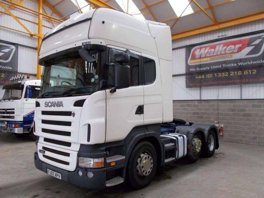 Scania 111 - 2007