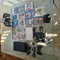 Playstation 2 x 2 with 50+ games