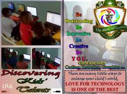Kids Coding and Robotic Club