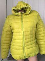 Женская куртка парка бомбер пуховик)демисезон размер 44 46 48 50  e0ec59d582c0e