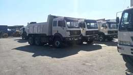Mercedes Benz Powerliner 10 Cube Tipper For Sale