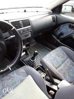 A neatly used Nissan Almera for sale