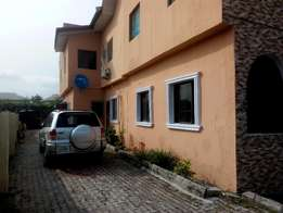 A New Opening for a Mini-flat in an Estate at Agungi Lekki