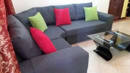 Fully Furnished 2 Bedroom Flat with WiFi in South B Kes.3500 Daily