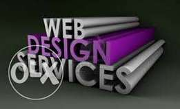 I can help you with website design services