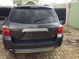Tokunbo Toyota Highlander 2011 for sale