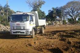 2016 Isuzu FSR850 , 6cube tipper demo model