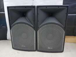 "Proton Speakers 15"" brand new"