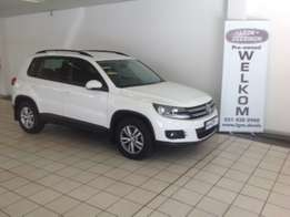 Tiguan Tsi 1.4 Bluemotion