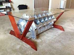 Motor-block coffee tables Umoja - image 4