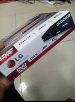 Free delivery LG original DVD player Brand new