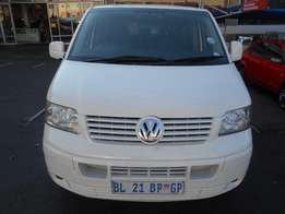2009 Volkswagen Transporter 2.5 TDI For R160,000