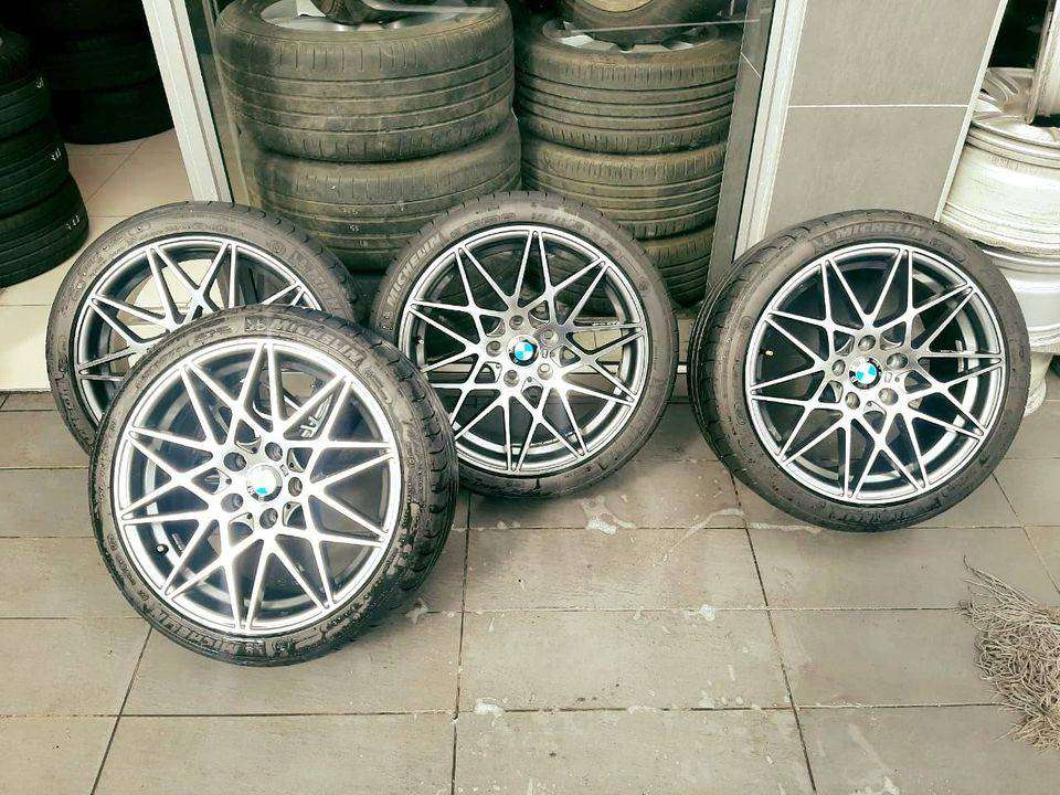 Bmw 18 Inch Rims And Tires Car Parts Accessories 1063375855