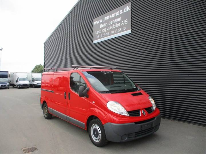 Renault Trafic T29 - 2008