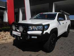 2016 Toyota Hilux 2.8 GD-6 Raider 4X4 Auto for sale