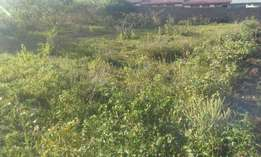 Affordable serviced plots for sale - Matuu
