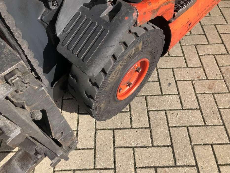 heftruck LINDE E25-02 duplo455 sideshift forkpositioner... - 2000 - image 4