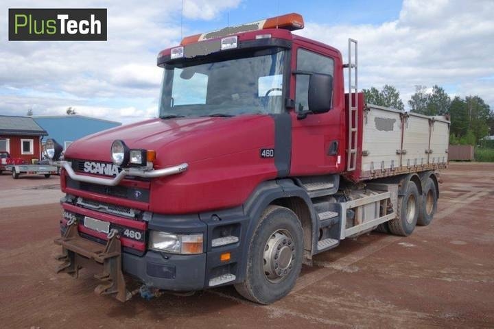 Scania T144 - 2001