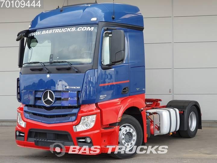 Mercedes-Benz Actros 1843 LS 4X2 Retarder ADR ACC Xenon Euro 6 - 2013