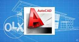 1 week AutoCAD training for 5k from Aug 28 to Sep 1 in Ibadan