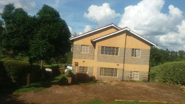 4 bedroom house for sale in Wangige. Lower Kabete - image 1