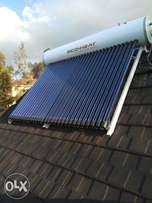 Solar hot water systems from ERC certified installer
