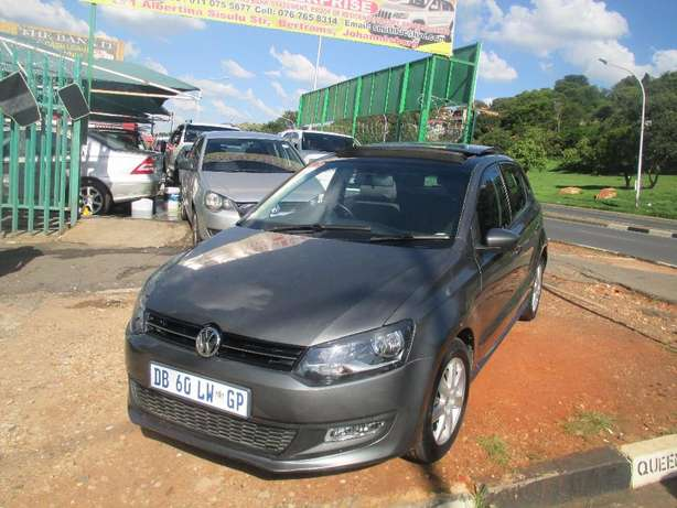 2014 vw polo 6 1.6 comfortline for sale Johannesburg CBD - image 2