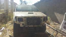 Toyota hilux 3.0 d4d gearbox 5 speed