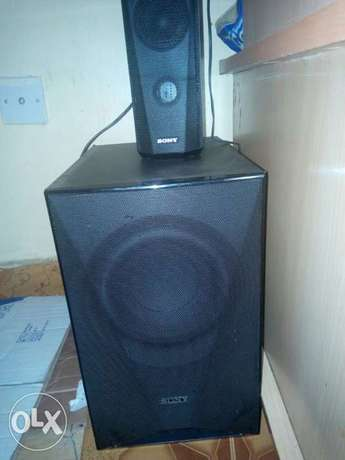 sony hometheater bass woofer 1000 watts Mwiki - image 1
