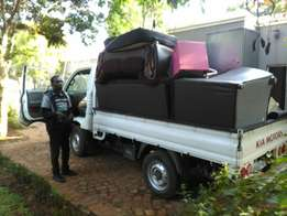 Transportation of furniture and goods