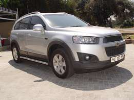 Must See 2014 Chevrolet 2.4 Automatic Captiva LT