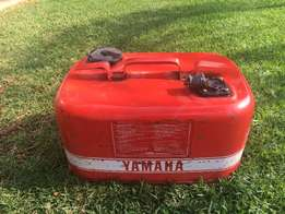Yamaha outboard petrol tank for sale