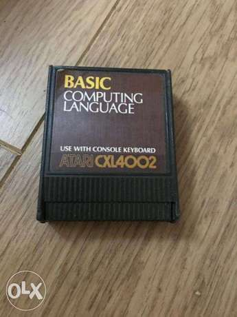 Basic Computing Language Atari CXL4002
