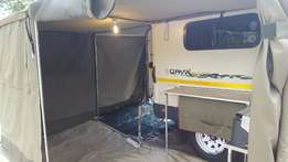 Jurgens Oryx Off-Road Camping Trailer sale