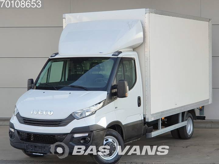 Iveco Daily 35C16 160 Bakwagen Laadklep Airco Cruise LBW 19m3 A... - 2017