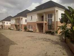 5bedroom Duplex Newly built & serviced for rent at Jabi