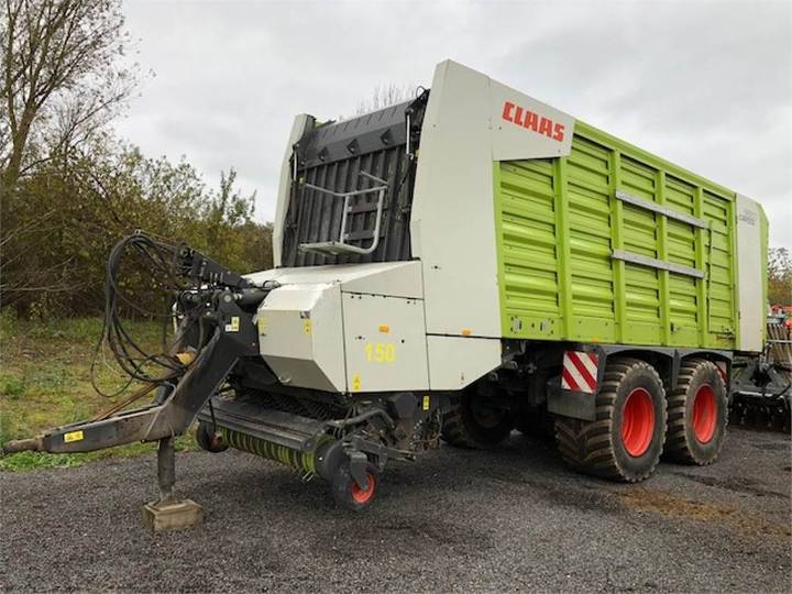 Claas Cargos 9500 - 2011