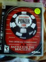 World series poker 2008 ps3 game