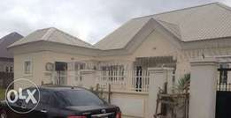 Brand New 3Bedrooms Bungalow all Rooms Ensuit For Sale In An Estate