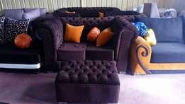 Chesterfield Sofas for sale-7 Seaters