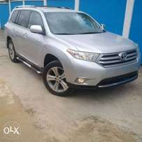 Toyota highland for sale