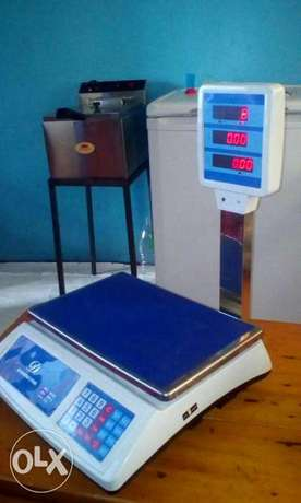 Electronic digital weighing scale Kalimoni - image 1