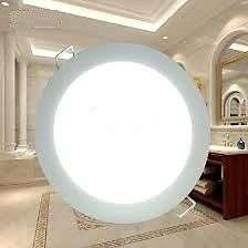 18W Round LED Ceiling Panel Light Sunridge Park - image 1