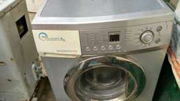 Original side loader washing machine for sale