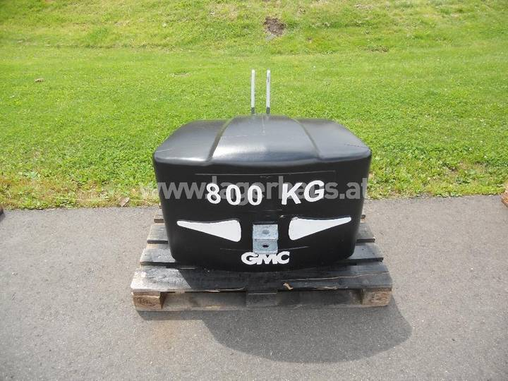 GMC BALLASTGEWICHT 800KG - 2018