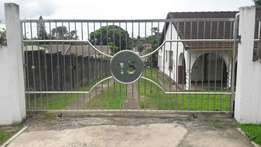 All special gates and palisade fencing requirements